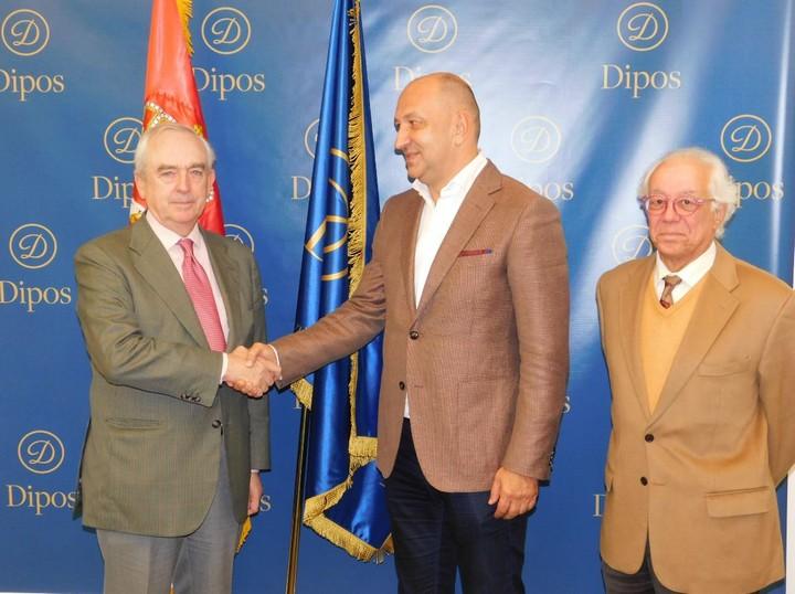 dipos, ambasada spanije u beogradu, dipos nekrenine, nekretnine beograd