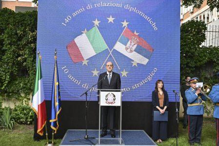 italija, ambasada italije u srbiji, dipos, nekretnine dipos, beograd nekretnine