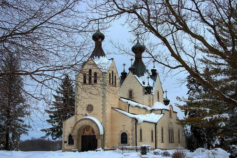 Srpski pravoslavni manastir Svetog Save u Ilinoisu