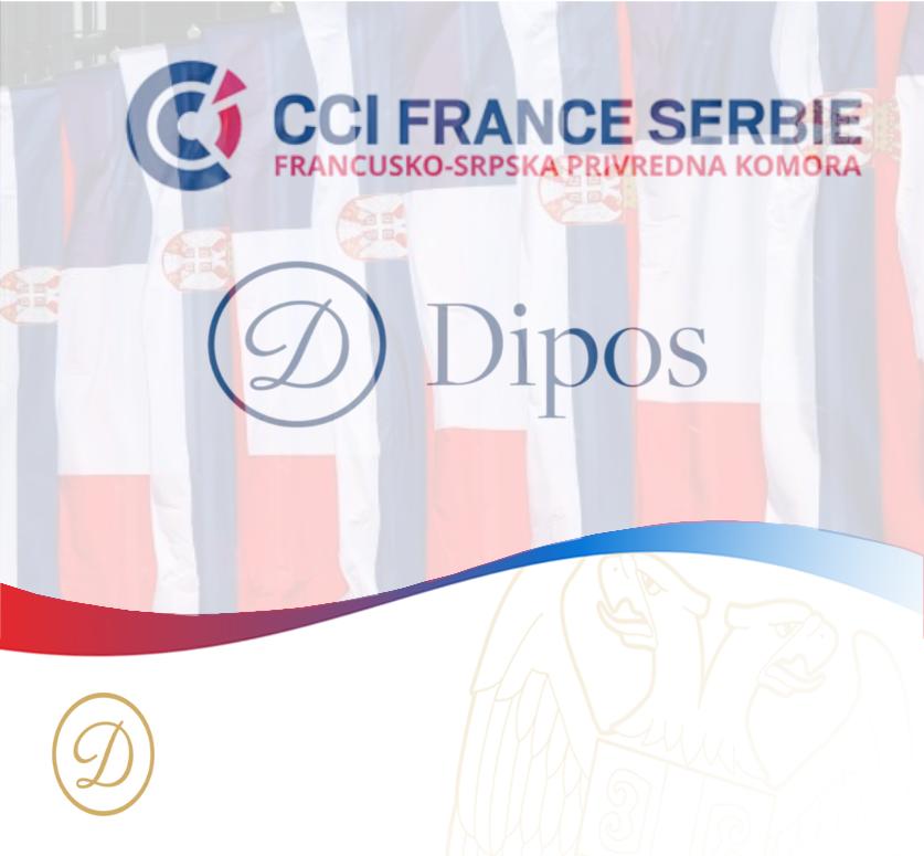 francuska privredna komora srbija, privredna komora, ccfs, dipos nekretnine, nekretnine beograd